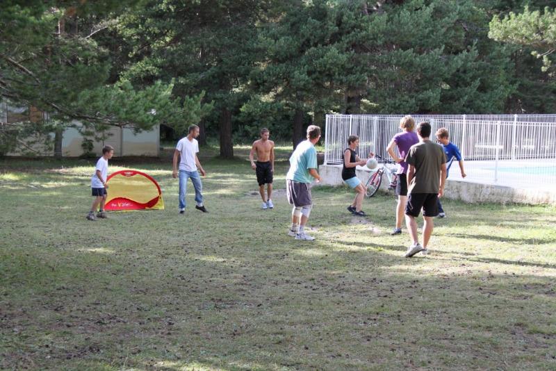 Camping Le Parc des Serigons, OT de Veynes
